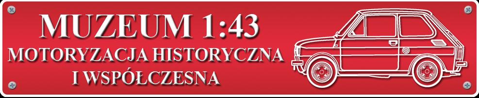 Muzeum 1:43