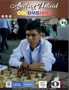 12.- Revista Ajedrez Virtual Colombiano Nro.012 (Dar clic a la imagen)
