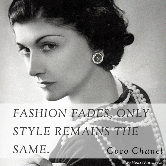 famous coco chanel quotes quotesgram. Black Bedroom Furniture Sets. Home Design Ideas