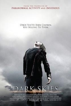 Bầu Trời Đen - Dark Skies (2013) Poster