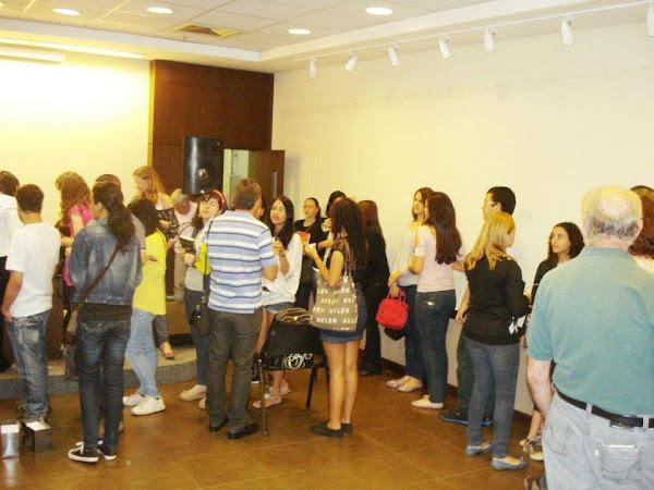 Fotos de evento com Carolina Munhóz e Raphael Draccon em Campinas, Fantasy - Casa da Palavra