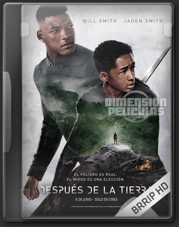 After Earth (BRRip FULL HD Inglés Subtitulada) (2013)