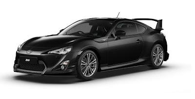Toyota 86 Black
