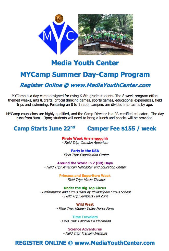 MYC Summer Camp