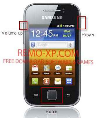 Tutorial Cara ngeRoot Samsung Galaxy Young | Remo-xp.com | Download