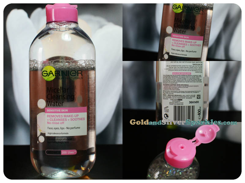 garnier, micellar, cleansing, micellar cleansing water