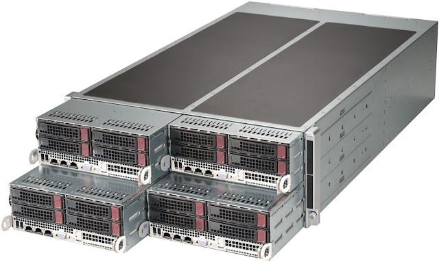 Hệ thống máy chủ Supermicro Server