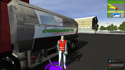 Download - Tanker Truck Simulator 2011 completo - PC