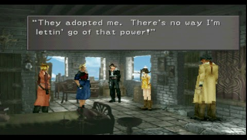 Final Fantasy VIII, The Orphanage