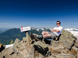 mailbox peak hikingwithmybrother