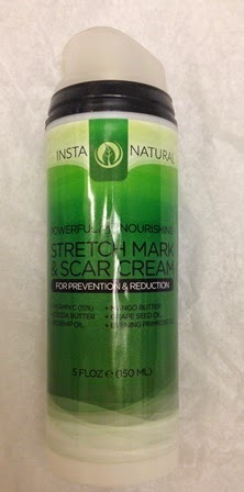 InstaNatural Stretch Mark and Scar Cream 5oz bottle