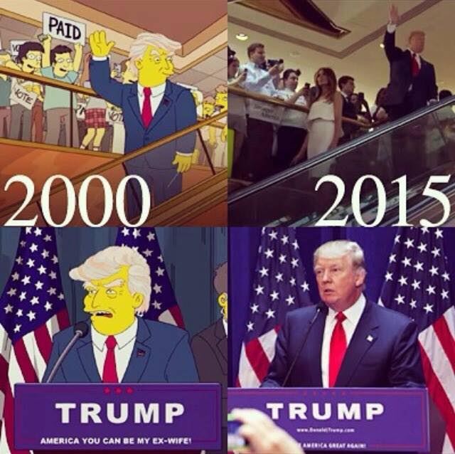 The Simpsons See All