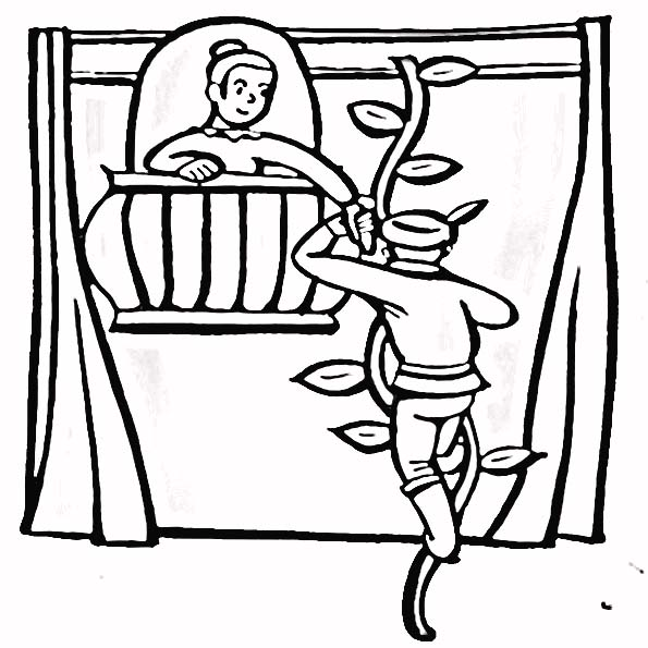 Coloring Pages For Romeo And Juliet Best Coloring Pages Romeo And Juliet Balcony Coloring Page