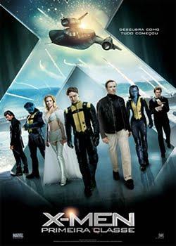 Assistir X-Men – Primeira Classe – Dublado – Ver Filme Online