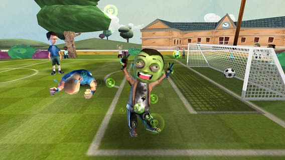 screenshot 5 Soccer Moves 1.0