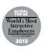Seleccionan a Schneider Electric como una de las 50 empresas más atractivas para laborar