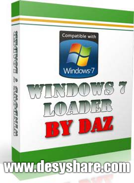 Windows Loader v2.1.5-By Daz