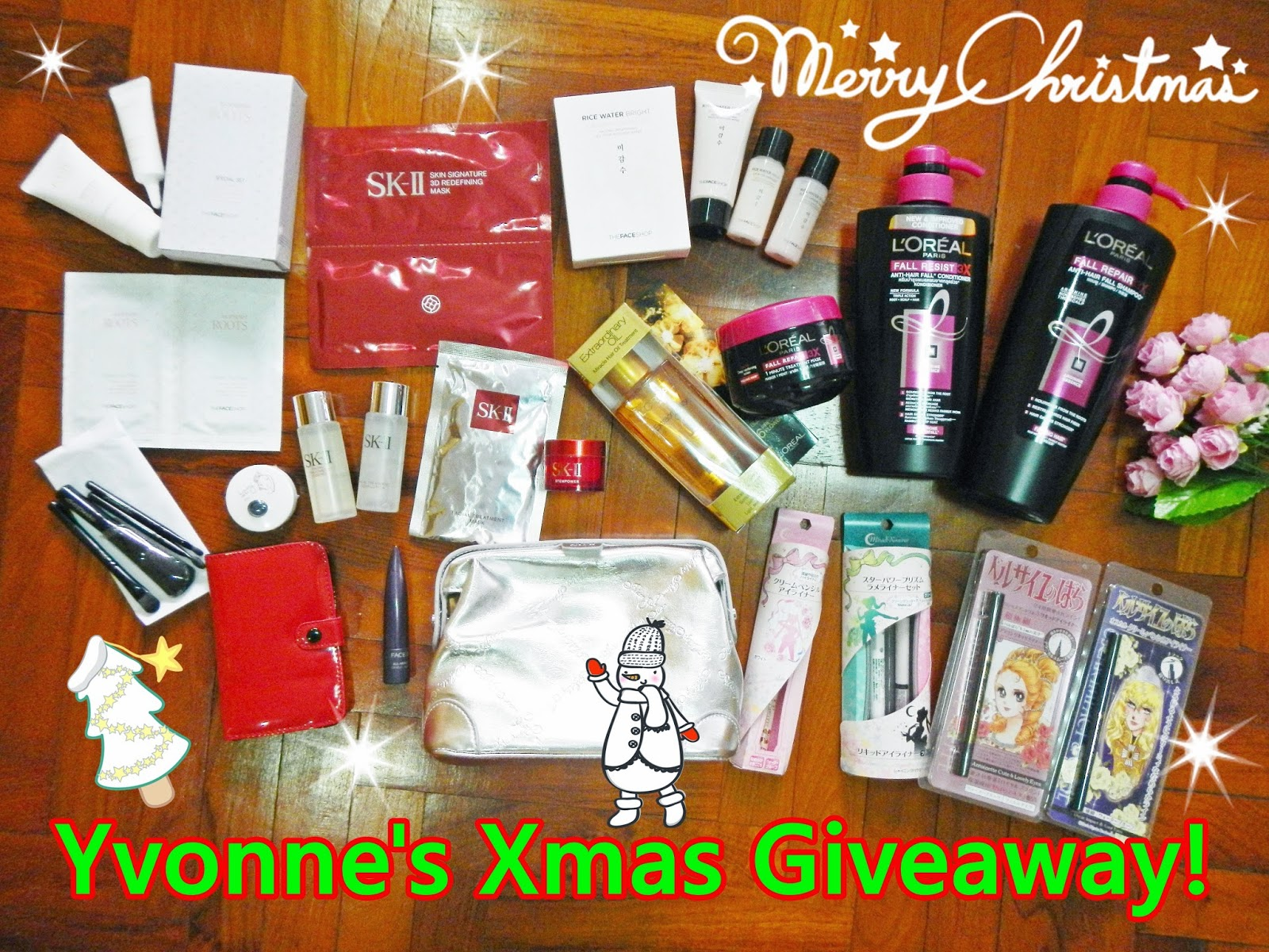 Join My Xmas Giveaway!!!