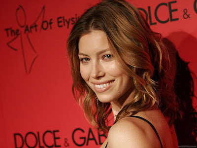 Jessica Biel Actress Wallpaper-607-1600x1200