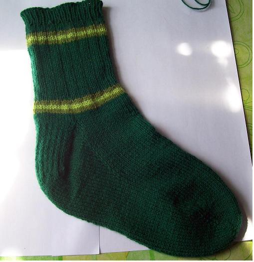 Curso de tejido a mano medias tejidas a mano con 5 agujas - Como hacer talon de calcetines de lana ...