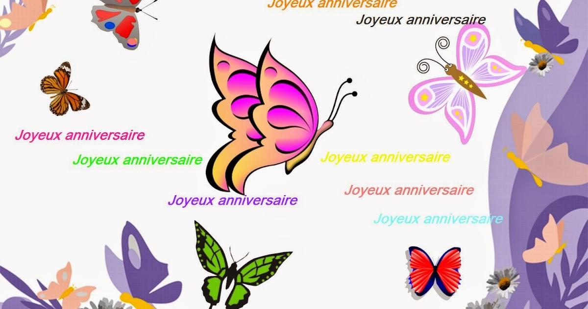 image carte invitation anniversaire gratuite