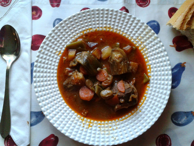 Un plato muy sano y nutritivo