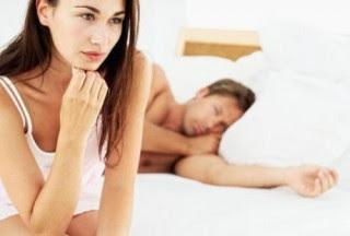 Menolak Berhubungan Seks