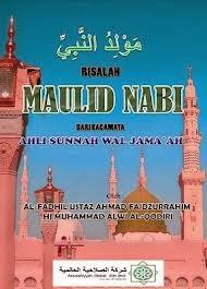 ISRAK MIKRAJ DARI KACAMATA AHLI SUNNAH WAL JAMAAH -Karangan ustaz Ahmad-