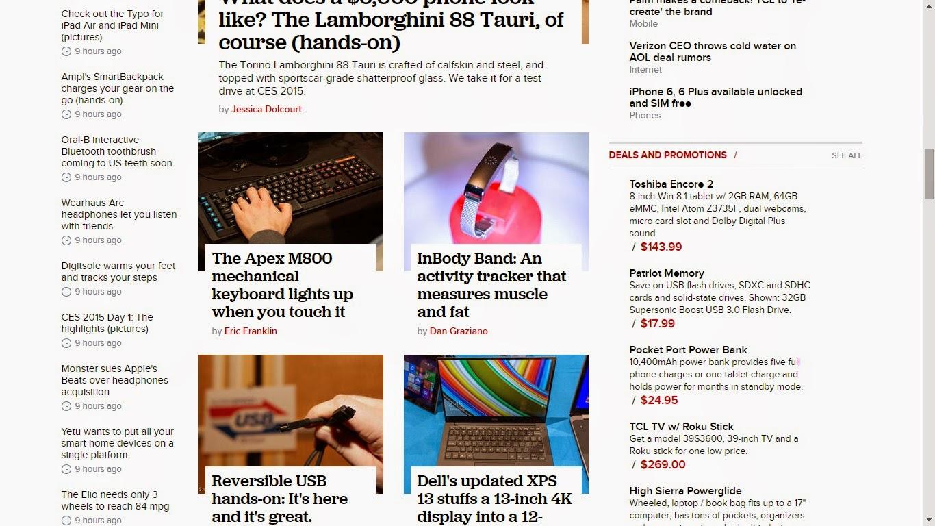 Situs-Situs Gadged Yang Paling Banyak Dikunjungi Didunia