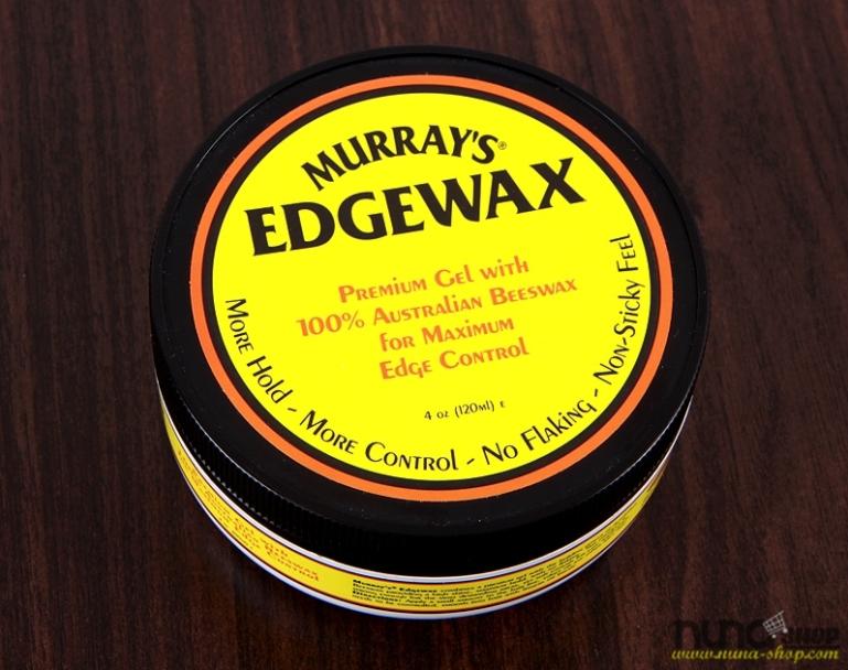 Minyak Rambut Edgewax Gel - Water Type (4Oz)