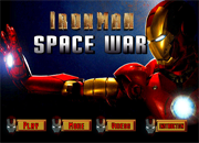 Iron Man Space War