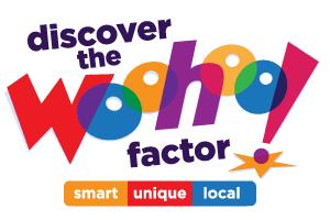 Woohoo Factor logo