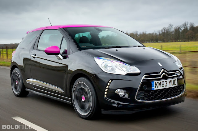 2015 Citroen DS3 DSport Plus