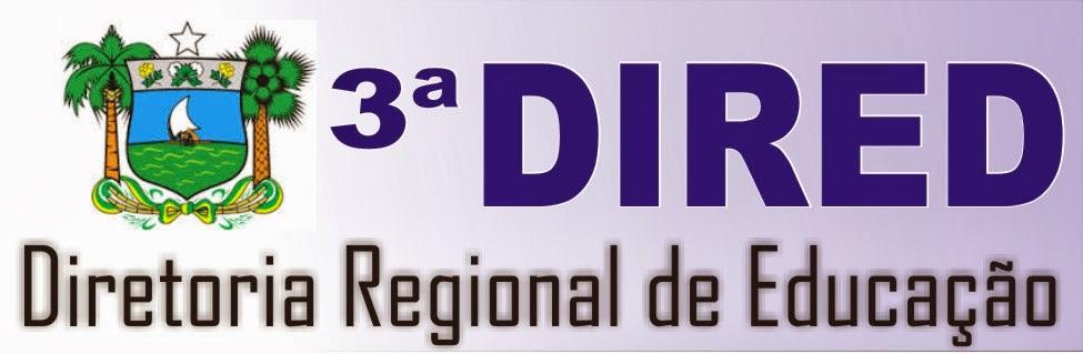 3ª DIRETORIA REGIONAL DE EDUCAÇÃO - DIRED