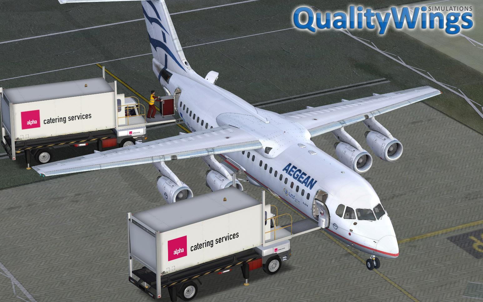 AirDailyX: The Avro gets closer to FSX!