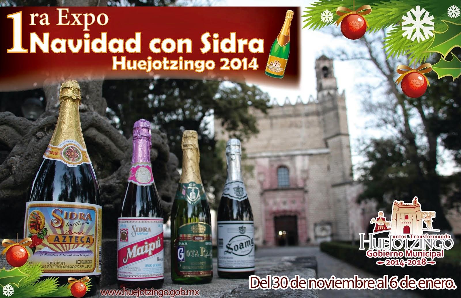 Expo Navidad Huejotzingo