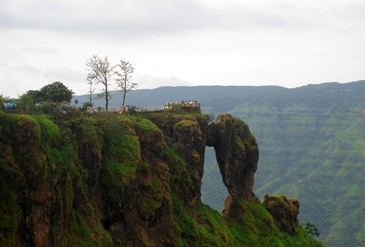 Image result for The natural beauty of Mahabaleshwar