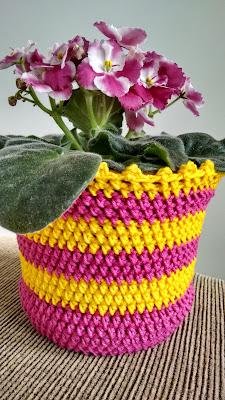 Capa vaso de flor duna