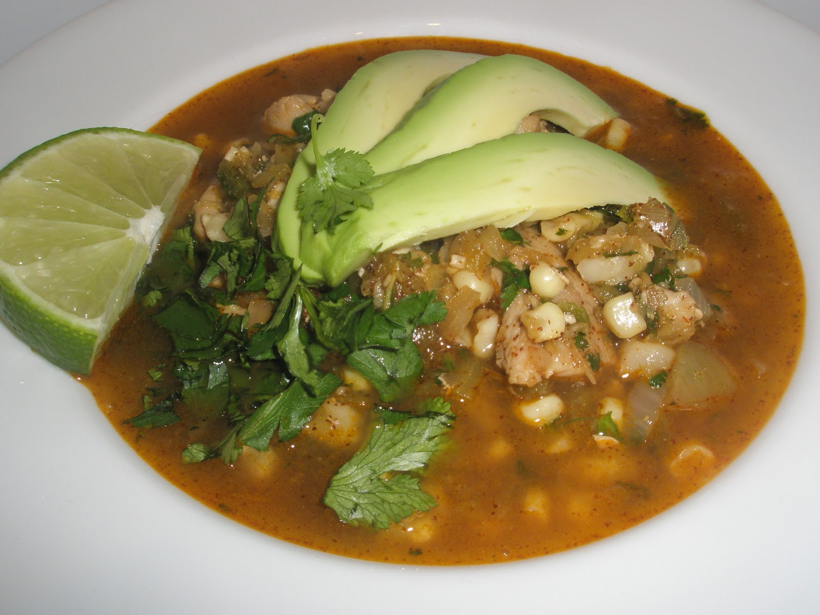 Got it, Cook it: Mexican Chicken Posole Stew