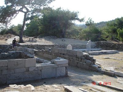 ziduri antice