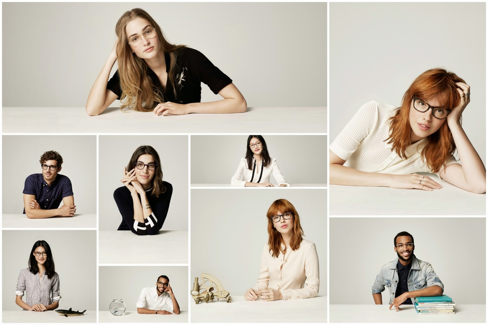 Warby Parker Spring 2015