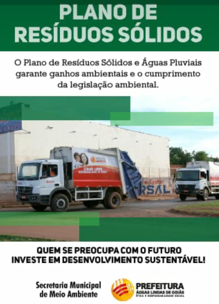PLANO DE RESÍDUOS SÓLIDOS