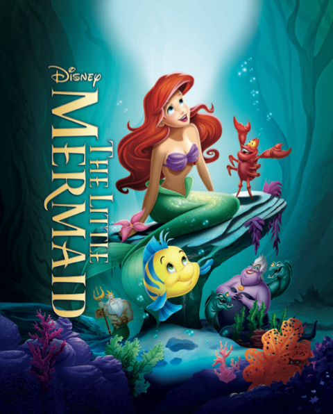 little mermaid the movie: