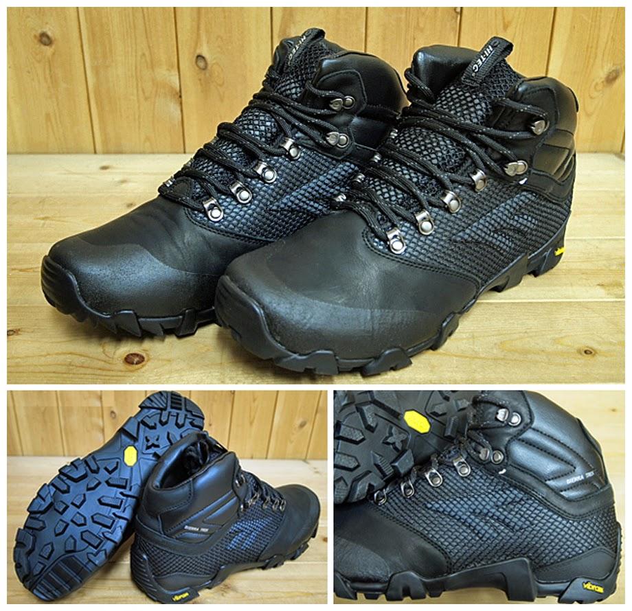 Sepatu Gunung Hi-Tec SIERRA TREK WP