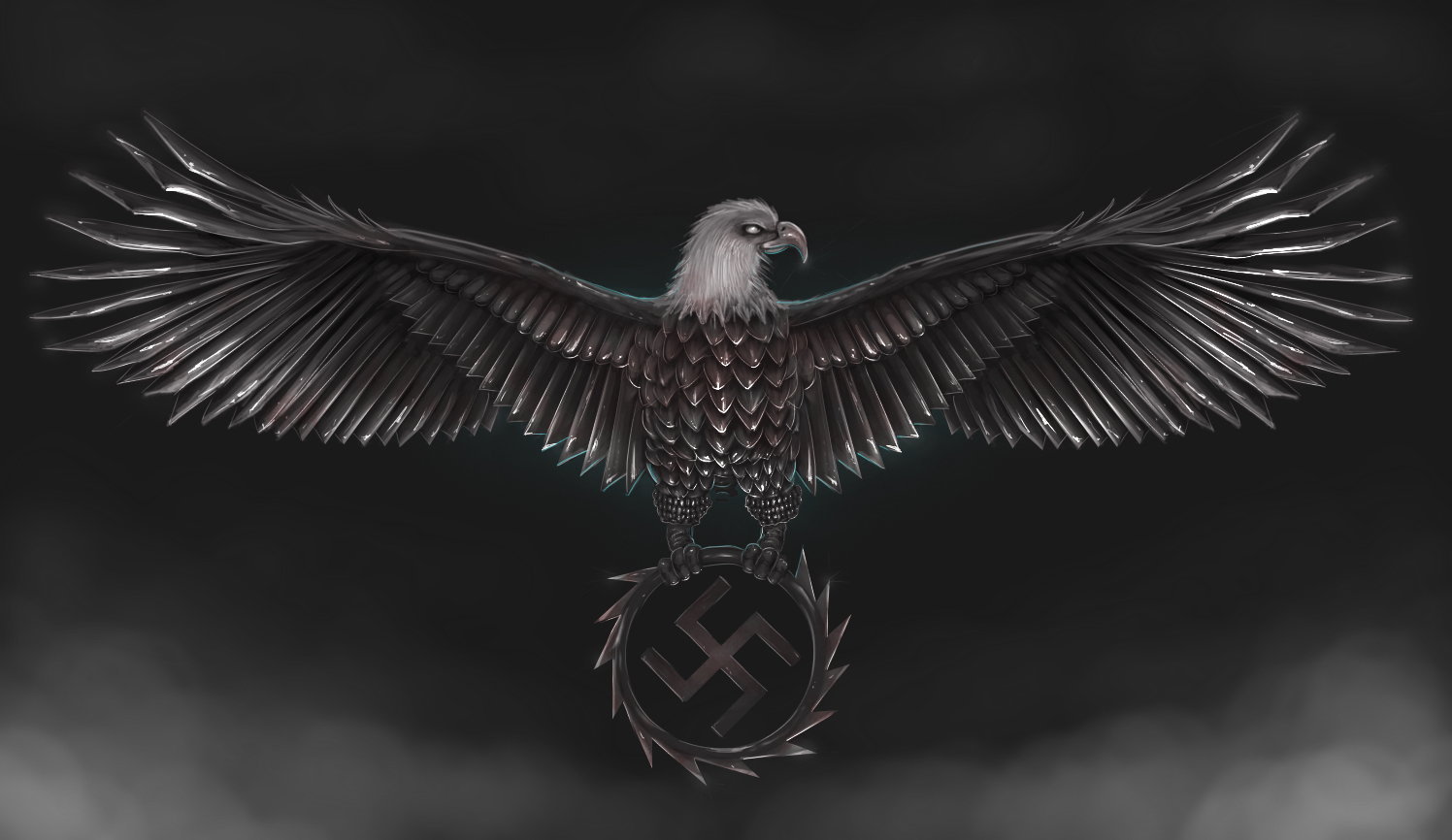Iron Eagle Symbol Mean...