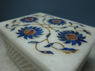 Marble Inlay Work in Agra