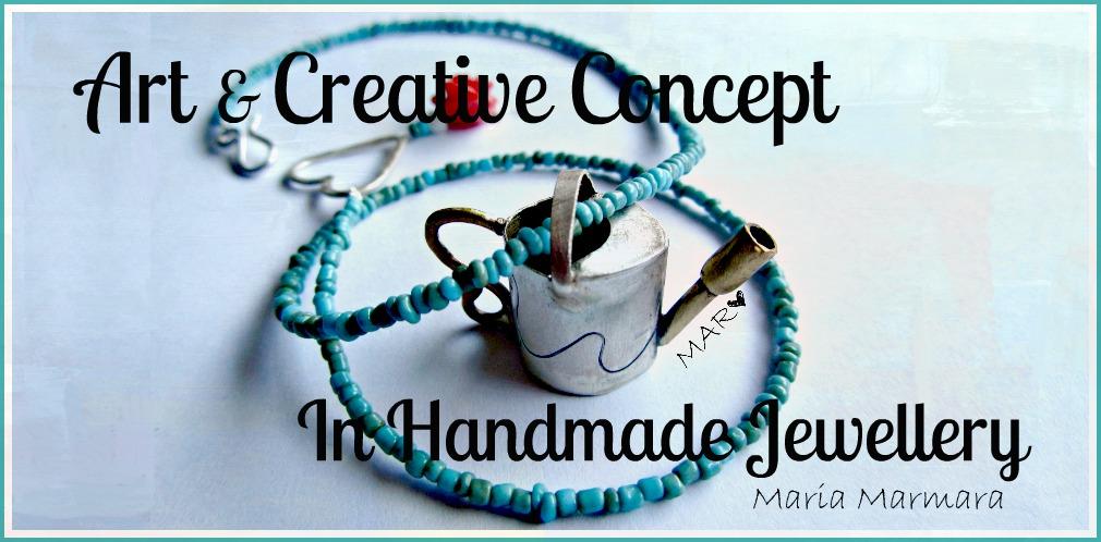 Maria Marmara - Handmade Jewellery