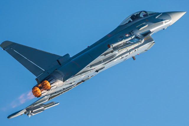 Eurofighter Typhoon Riat 2013