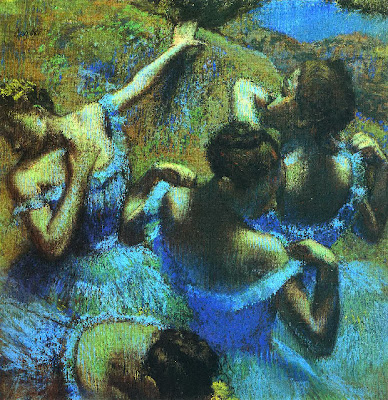 http://www.bidnessetc.com/swans-prose-inspired-edgar-degas-blue-dancers/