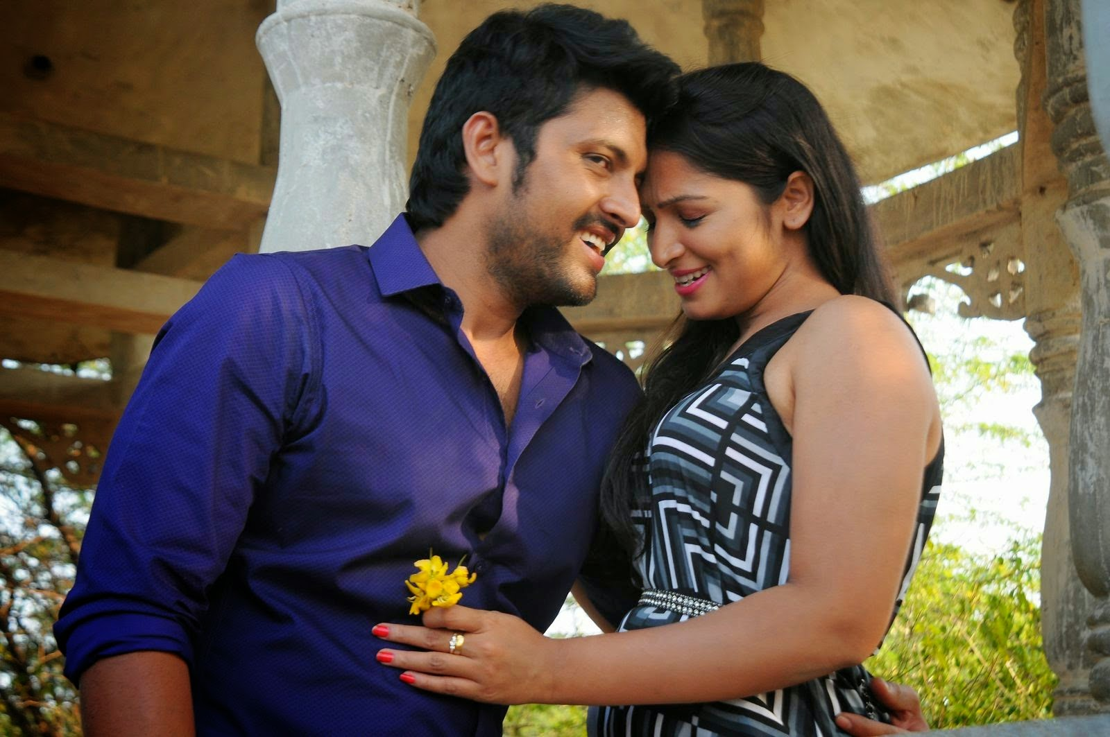 Swimming Pool Movie HD Photos Akhil Karthik Priya Vashishta Brahmini